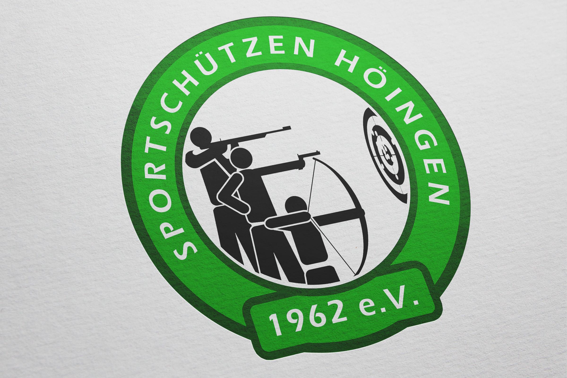 Logo SSC Höingen e.V. – CR Mediendesign