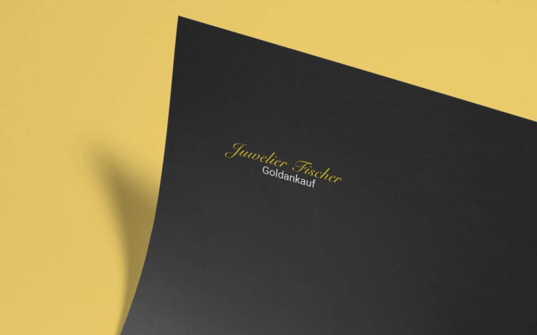 Goldankauf Juwelier Fischer Münster – Ihr Goldankauf in Münster und Emsdetten – Logodesign Münster – CR Mediendesign