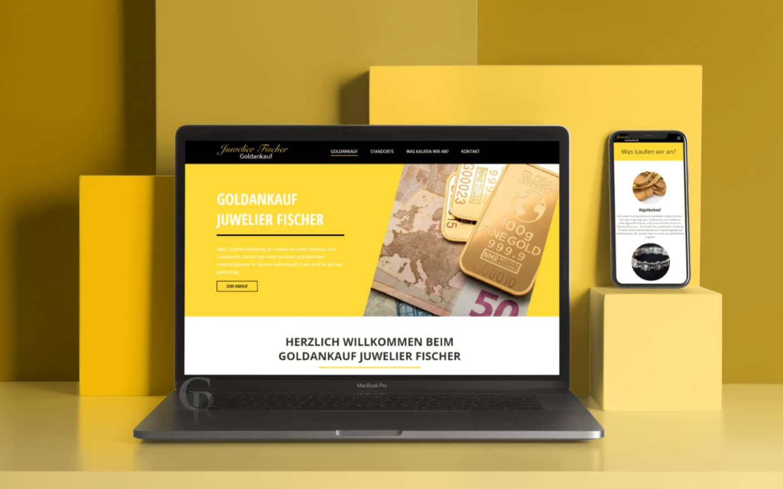 Goldankauf Juwelier Fischer Münster – Ihr Goldankauf in Münster und Emsdetten – CR Mediendesign