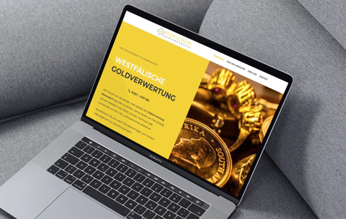 Westfälische Goldverwertung in Warendorf - Ankauf von Gold, Silber, Platin, Schmuck und anderen Edelmetallen